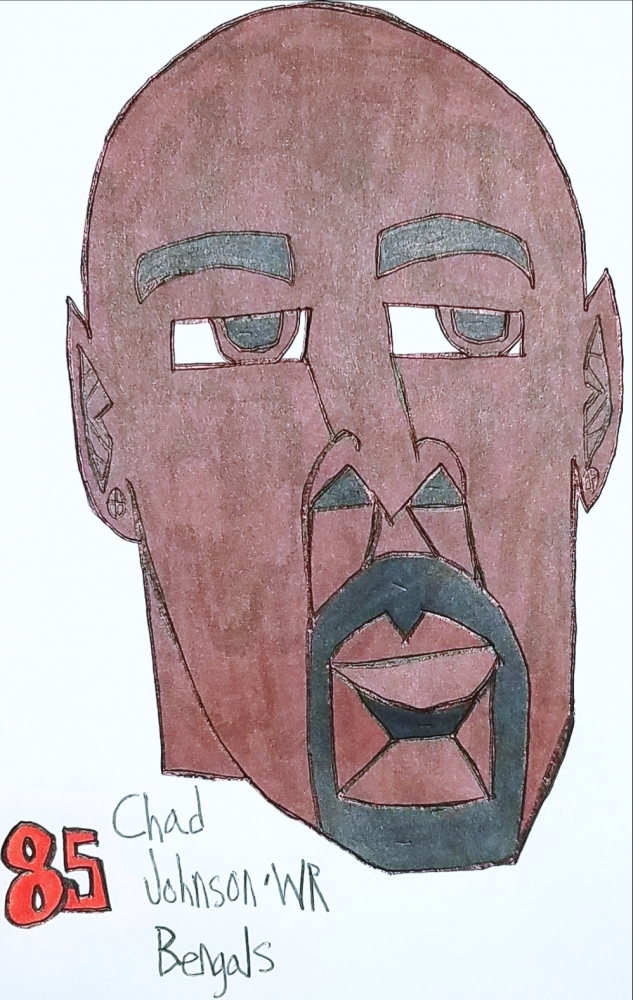 Chad Johnson by armattock